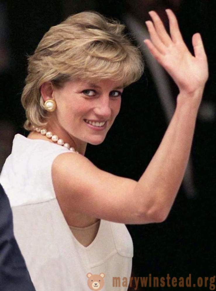 10 Amazing Things You tiennyt Prinsessa Diana